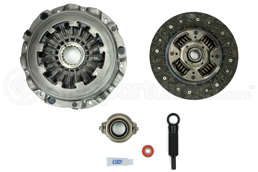 Exedy OEM Replacement Clutch Kit (Part Number:FJK1006)