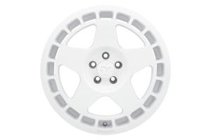 fifteen52 Turbomac 18x8.5 +45 5x112 Rally White - Universal