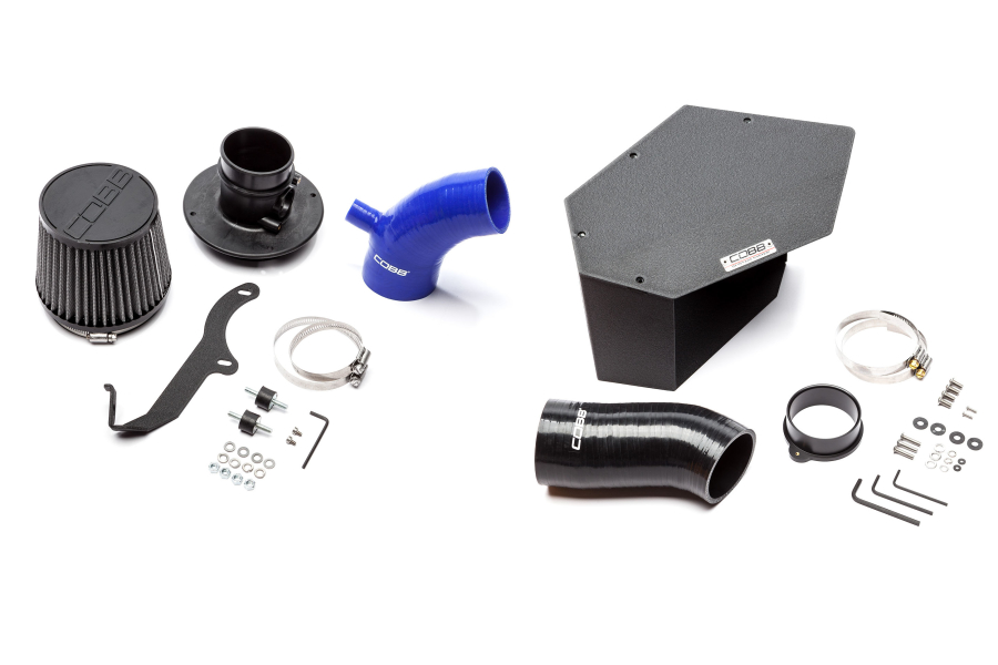 COBB Tuning SF Intake and Airbox Blue - Mazdaspeed3 2010-2013