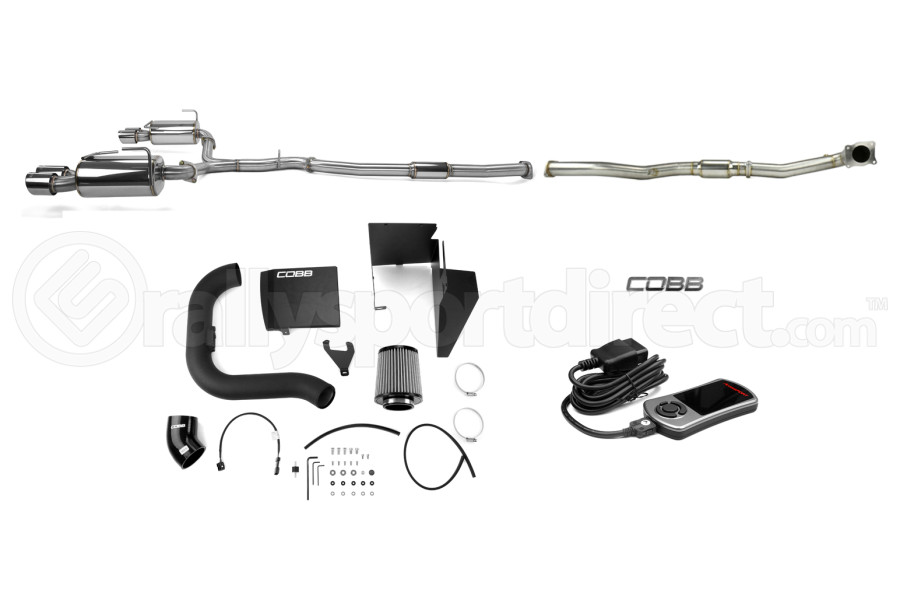COBB Tuning Stage 2 + Big SF Resonated Power Packaged ( Part Number:COB 641XR2P)
