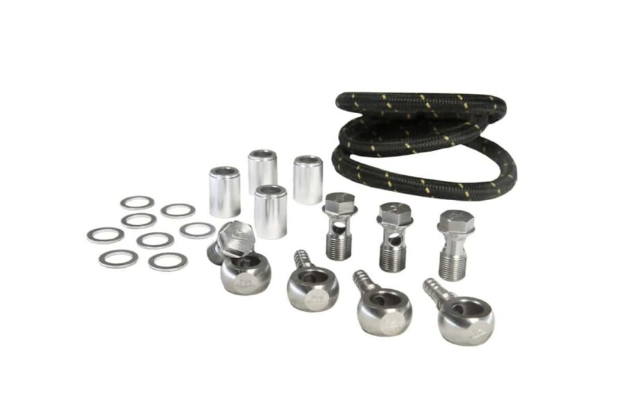 Steering Rack High Pressure Hose Kit - Subaru Models (inc. 2002-2014 WRX / 2004-2021 STI)