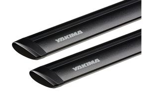 Yakima Black Jetstream Crossbar Pair Black 50in - Universal