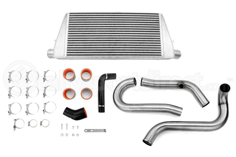 ETS Front Mount Intercooler Upgrade Kit Silver ( Part Number:ETS 200-25)