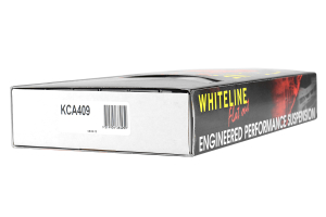 Whiteline Com 'C' Caster/Camber Adjusting Strut Mount ( Part Number:WHI KCA409)
