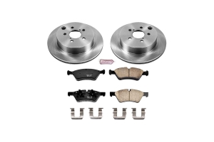 Power Stop Autospecialty Brake Kit Rear - Subaru Forester XT 2014-2018