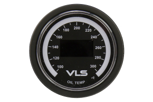 REVEL VLS Oil Temp Gauge 52mm (Part Number: 1TR1AA003R)