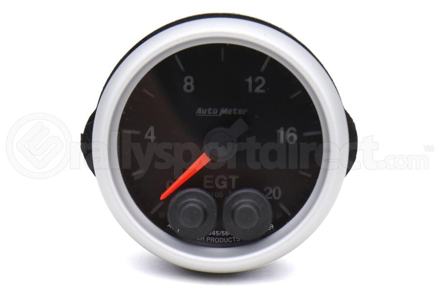 Autometer Elite EGT Exhaust Gas Temperature Gauge 7 Color 52mm - Universal