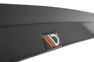 Maxton Design Spoiler Gurney Flap STI Spoiler (Part Number: )