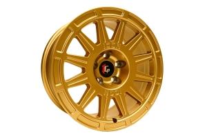 Crawford CrawfordSPEC Wheel by ICON Alloys 15x7 +15 5x100 Rally Gold - Universal
