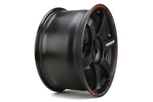 VOLK Racing TE37 SAGA Time Attack 17x9.5 +44 5x100 Black - Universal