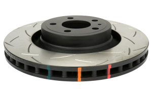 DBA 4000 Series Slotted Rotor Pair Front ( Part Number:DBA 42164SG)