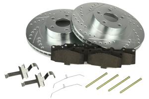 Stoptech Select Sport Brake Kit Front - Subaru WRX 2006-2007