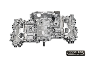 IAG 700 EJ25 Closed Deck Long Block w/ Stage 3 Heads - Subaru Models (inc. STI 2004 - 2007)