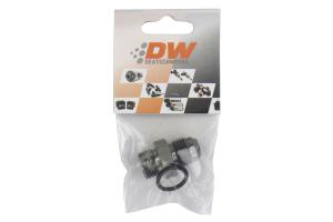 DeatschWerks -6ORB to -6AN Adapter - Universal