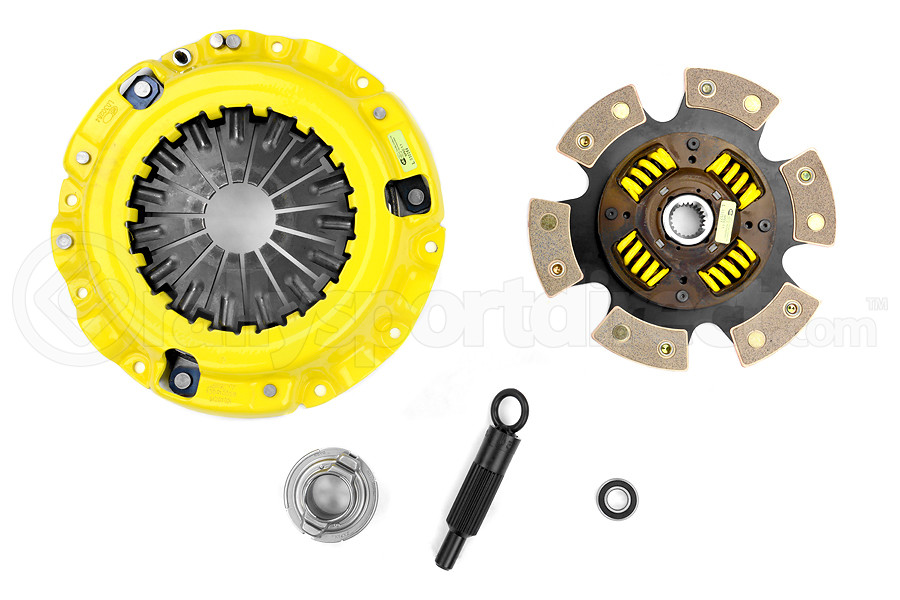 ACT Heavy Duty 6-Puck Disc Clutch Kit (Part Number:MS1-XTG6)