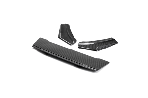Seibon Carbon Fiber SA-Style Rear Lip - Ford Focus RS 2016+
