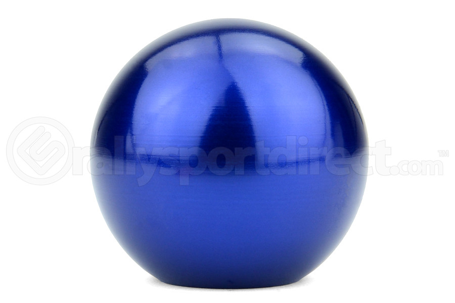 Beatrush Type-Q 45mm Aluminum Shift Knob Blue M10x1.25 (Part Number:A91012AB-Q45)