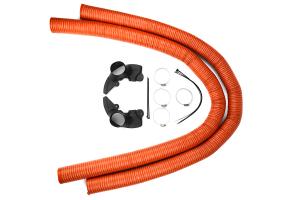 APR Brake Duct Hose and Backing Kit ( Part Number: CF-505654)