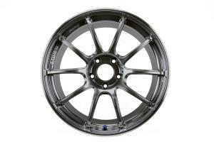 Advan RZII 18x9.5 +45 5x114.3 Hyper Black - Universal
