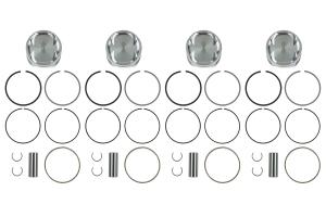 Manley Performance Platinum Series Piston Set 85m 8.5:1 / 9.0:1 (Part Number: )