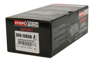 Stoptech Sport Brake Pads Front - Subaru STI 2018+ / Lexus IS-F 2008-2011