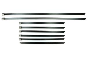 Mishimoto Stainless Steel Locking Ties (Part Number: )