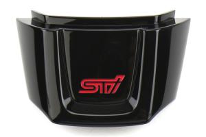 Subaru STI Piano Black Steering Wheel Cover - Subaru 2015+ WRX / STI