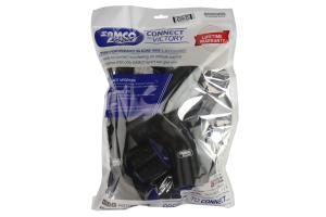 Samco Silicone Intercooler Hoses Black - Subaru WRX 2002-2003