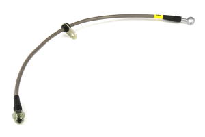 FactionFab Front Stainless Steel Brake Lines - Subaru Models (inc. 2008-2017 STI / 2008+ WRX)