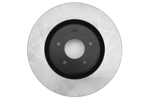 Centric Premium Brake Rotor Single Front (Part Number: )