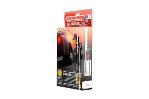 GoodRidge G-Stop Stainless Steel Brake Lines Front/Rear - Mazda MX-5 Miata 1990-2005