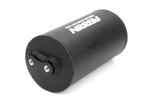 PERRIN Boost Tube Kit Black Piping Black Couplers - Subaru WRX 2008-2014