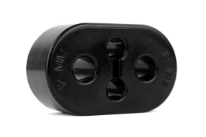 Kartboy 12MM Black Exhaust Hanger (Part Number: )