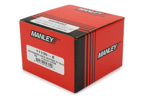 Manley Performance Race Flo Stainless Steel Exhaust Valves +1mm Oversized (Part Number: )