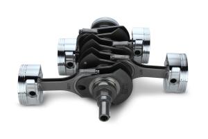 Tomei Stroker Kit EJ25 2.6 Tomei Pistons - Subaru Models (inc. 2004-2020 STI / 2006-2014 WRX)