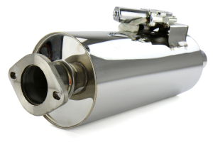X-Force VAREX Universal Round Muffler 15x6in (Part Number: )