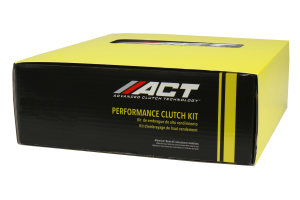 ACT Heavy Duty Race Rigid 4 Pad Clutch Kit (Part Number: )