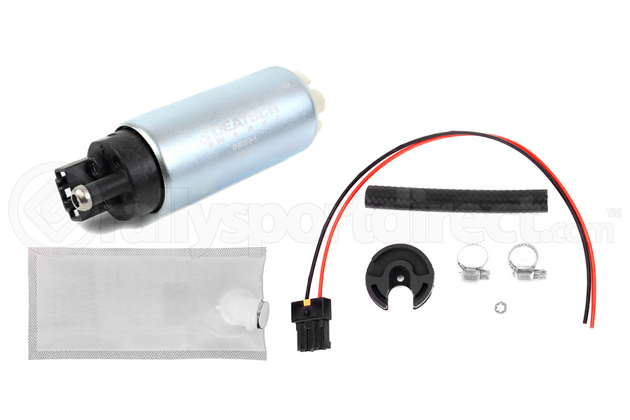 DeatschWerks DW300 Series Fuel Pump w/ Install Kit (Part Number:9-301-0848)