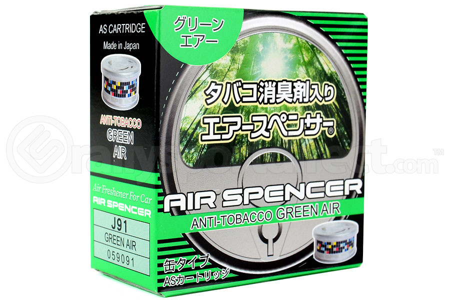 Eikosha Air Spencer AS Cartridge Anti-Tobacco Green Air Air Freshener (Part Number:59091)