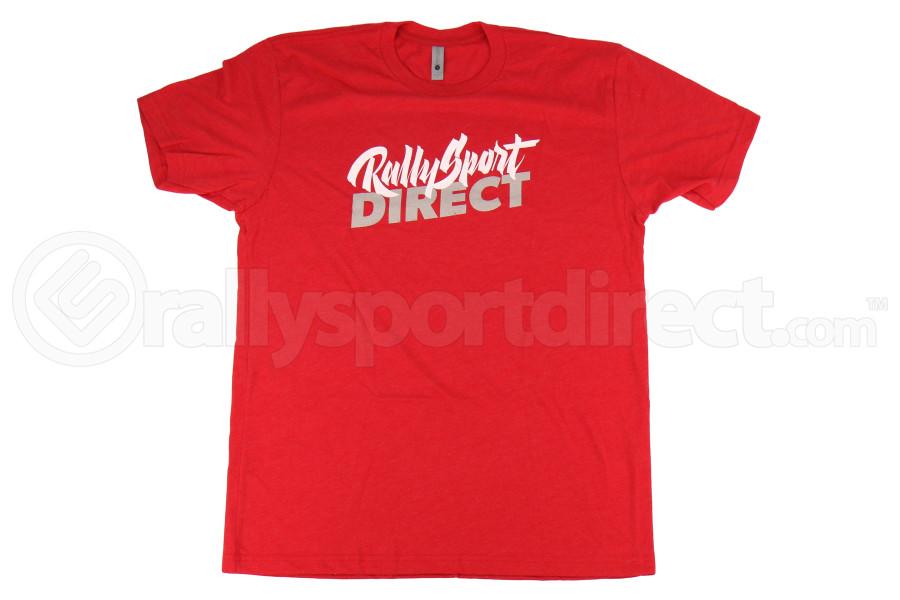 RallySport Direct Distress T-Shirt Red - Universal