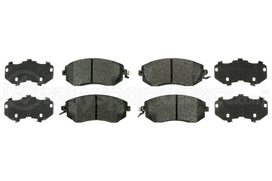 Cosworth Streetmaster Brake Front Brake Pads ( Part Number:COS1 CFS3038)