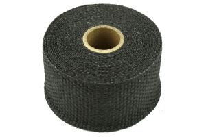 Thermo Tec Exhaust / Header Wrap Graphite Black 2in x 15ft ( Part Number:THE 11154)