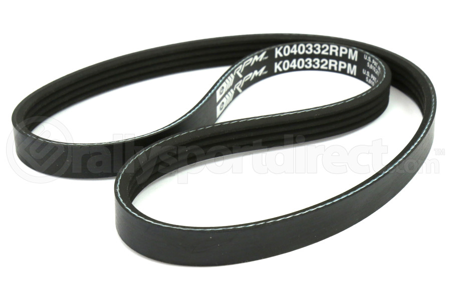 Gates RPM Micro-V Belt (Part Number:K040332RPM)