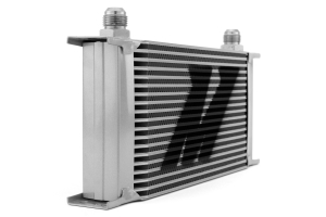 Mishimoto Oil Cooler Kit Silver (Part Number: )