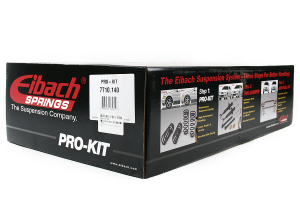 Eibach Pro-Kit Lowering Springs Sedan ( Part Number:EIB1 7710.140)
