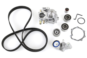 Gates Timing Belt Kit w/ Water Pump (Part Number: )