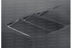 Seibon Carbon Fiber TS Style Hood (Part Number: HD1213SCNFRS-TS)