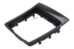 OLM Carbon Fiber Shifter Trim - Subaru WRX 2015 - 2020