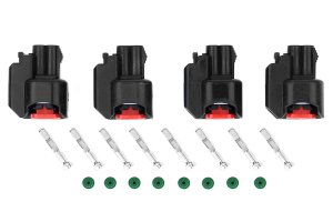 Injector Dynamics Fuel Injectors 1000cc ( Part Number:IND 1000.12.02.48.14.4)
