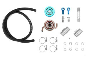 Cusco Water to Oil Engine Oil Cooler - Scion FR-S 2013-2016 / Subaru BRZ 2013+ / Toyota 86 2017+